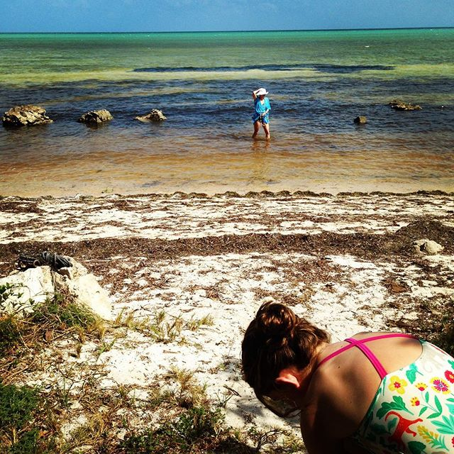 So happy being back in the keys, my childhood home!