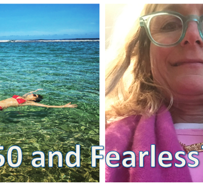 Finally… Fifty and Fearless